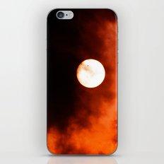 Venus Transit iPhone & iPod Skin