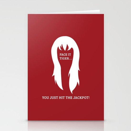 Spiderman - Mary Jane 'Jackpot' Stationery Cards
