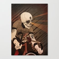 Fixed & what? Canvas Print