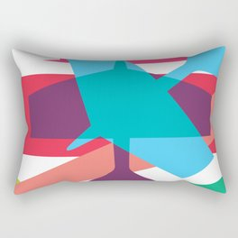 Aviation Rectangular Pillow