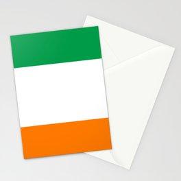 Irish Flag - Flag of Ireland Stationery Cards