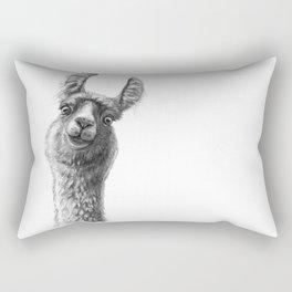 Cute Llama G135 Rectangular Pillow