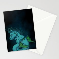 Kelpie the Hippocampus  Stationery Cards