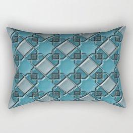 Geometrix 127 Rectangular Pillow