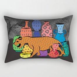 Thrift Store Finds Rectangular Pillow