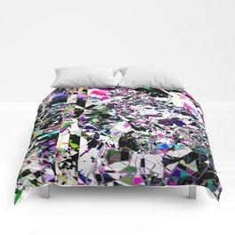 Worlds Collide Comforters