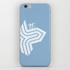 Rolling Thunder iPhone & iPod Skin