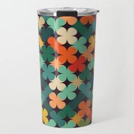 Lucky Clover Travel Mug