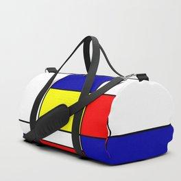 Mondrian #38 Duffle Bag