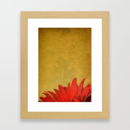 The Space That Matters Most Framed Art Print