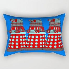 Doctor Who Rectangular Pillow