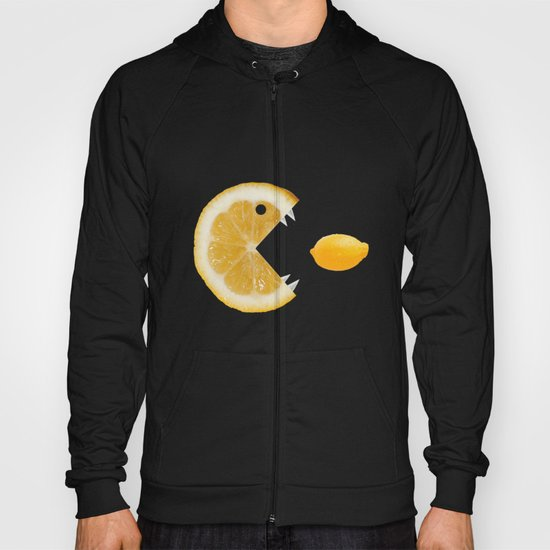 Funny Lemon Eats lemon Hoody