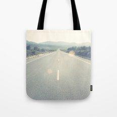 roads I Tote Bag