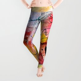 Heart of Stone Leggings