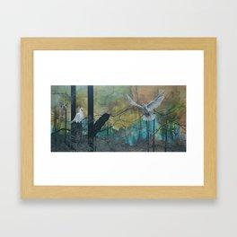 For Holland Framed Art Print