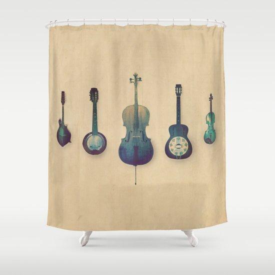 Good Company Shower Curtain