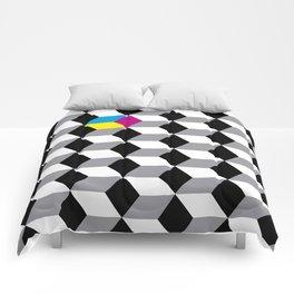 cubes Comforters