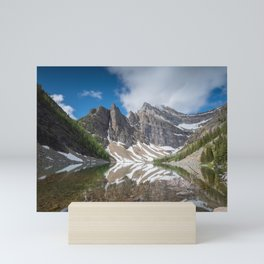 Lake Agnes - Fine Art Landscape Photograph Mini Art Print
