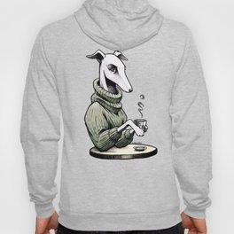 Earl Greyhound Tea Hoody