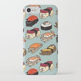 Sushi Otter iPhone Case