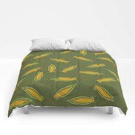 Corn pattern Comforters