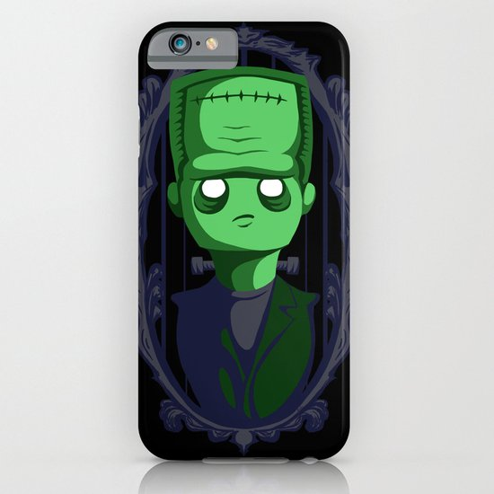 Hey Frankie! iPhone & iPod Case