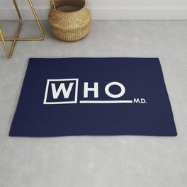 WHO MD Rug