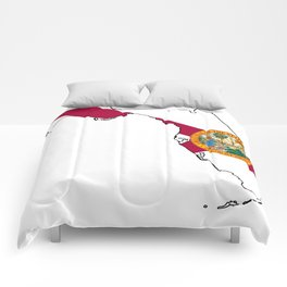 Florida Love! Comforters
