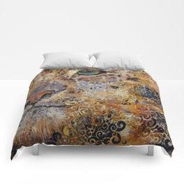 Leopard Dynasty Comforters