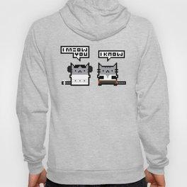 I Meow You - Cat Wars Hoody