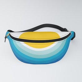 Ocean Canyon Fanny Pack