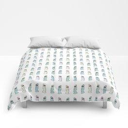Tiki Geeky Comforters