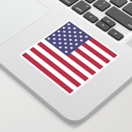 National flag of USA - Authentic G-spec 10:19 scale & color Sticker