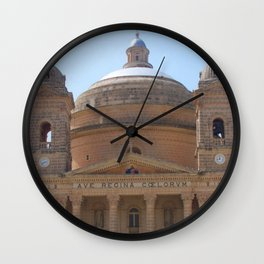 This Beautiful Dome  Wall Clock