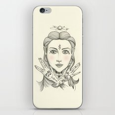 the medium iPhone & iPod Skin
