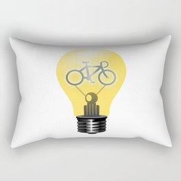 Ebike Rectangular Pillow