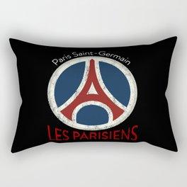 Les Parisiens Rectangular Pillow
