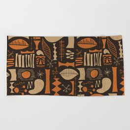 Makura Beach Towel