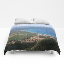 Akyaka and The Bay Of Gokova Photograph Comforters