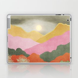 Colorful mountains Laptop & iPad Skin