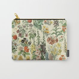 Adolphe Millot Vintage Fleurs Flower 1909 Tasche