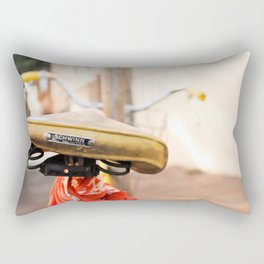 Found ~ in the Mission Rectangular Pillow