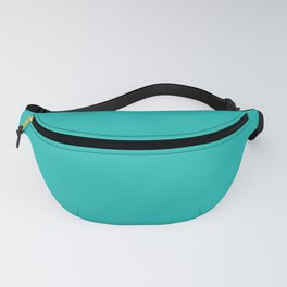 Teal Blue Sea Green Fanny Pack