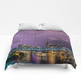 Brisbane Storm Comforters