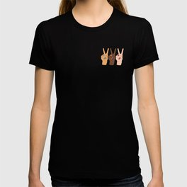 Peace Hands 3 T-shirt