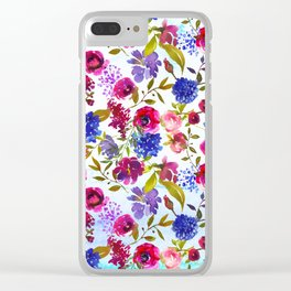 Spring is in the air 82 Clear iPhone Case