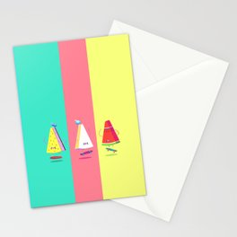 Lords of Foodtown Crew Stationery Cards