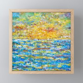Ultreia Framed Mini Art Print