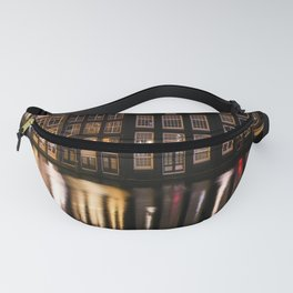 Amsterdam houses 2. Fanny Pack