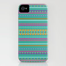 Tribal Party iPhone (4, 4s) Slim Case